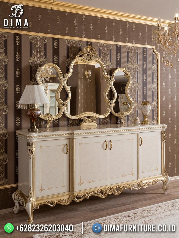 Eropa Style Luxury Meja Konsul Terbaru Kualitas Terbaik Gaya Sultan BT-1221