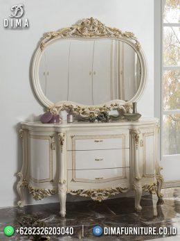 Harga Meja Konsul Mewah Luxury Carving Edisi Terbaru BT-1223