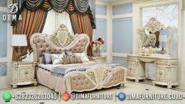 Kamar Set Sultan Terbaru Mewah Amazing Carving High Quality BT-1242