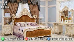 Ranjang Kamar Set Mewah Terbaru Kota Jepara 100% High Quality BT-1240