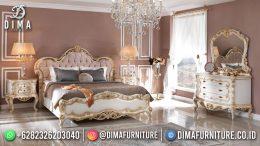 Beauty Shabby Kamar Set Terbaru Model Mewah Furniture Jepara BT-1256