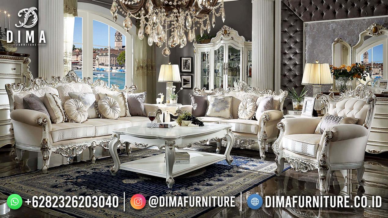 Classic Style Kursi Tamu Terbaru Sofa Mewah 100% Top Quality BT-1254